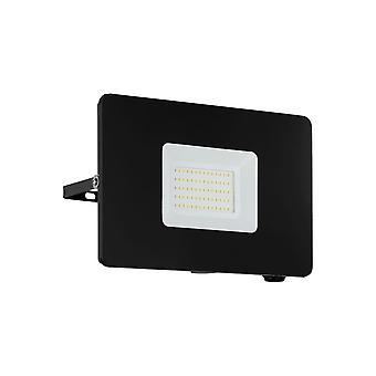 EGLO Budget Slimline 50W noir projecteur à LED