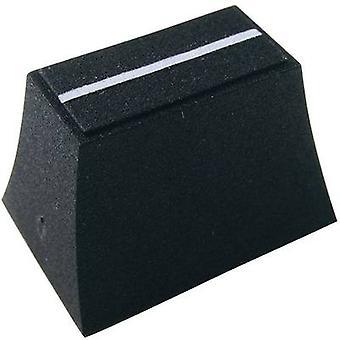 Cliff CP3193 Slider Knob Blk Cs/2B (For 4mm Shaft)