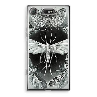 Sony Xperia XZ1 compacto caso Transparant (suave) - Tineida de Haeckel