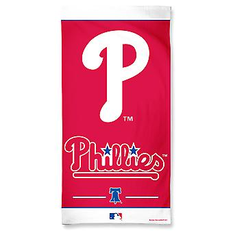 Wincraft MLB Philadelphia Phillies beach towel 150x75cm