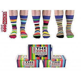 United Oddsocks - The Sock Exchange Mens Novelty Socks