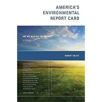 Fiche de rendement environnemental de l'Amérique - nous faisons la nuance? par Harv