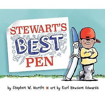 Meilleur Stewart stylo par belle plume Stewart - livre 9780544867734