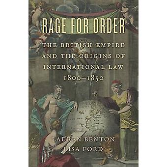 Rage for Order - o Império britânico e as origens do Internacional L