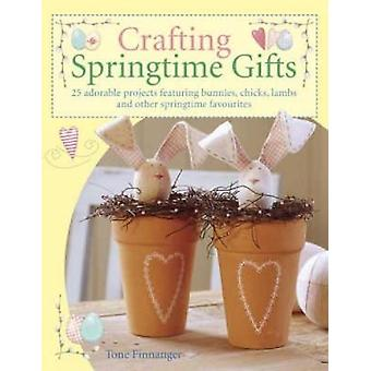 Crafting Springtime Gifts - 25 Adorable Projects Featuring Bunnies - C