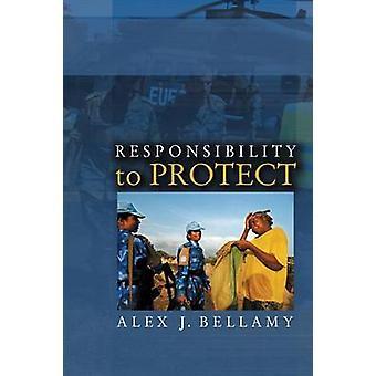 Responsabilité de protéger en Alex J. Bellamy - Book 9780745643489