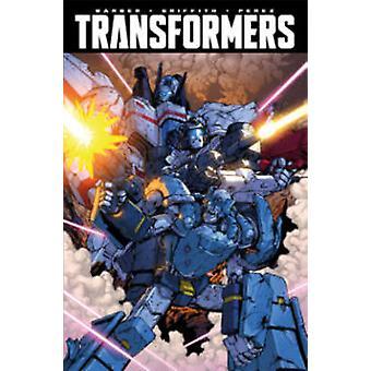 Transformatorer - volym 8 av Andrew Griffith - John frisör - Livio Ramon