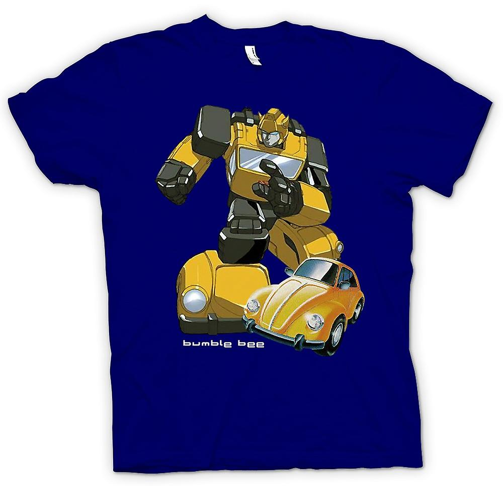 Mens T-shirt-Transformers - hommel - Comic