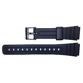 Casio F-91w, F-105w, F-106w Watch Strap 71604002