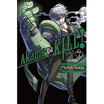 Akame Ga Kill!, Vol. 7