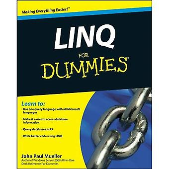 LINQ for Dummies (For Dummies)