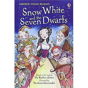 Królewna Śnieżka i siedmiu krasnoludków (młody czytania)