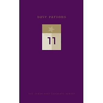 Dave Parsons: New and Selected Poems (Tcu Texas Poets Laureate)