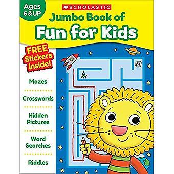 Jumbo boek leuk voor Kids werkmap