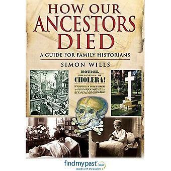Wie unsere Vorfahren gestorben: Ein Leitfaden für Familienforschern