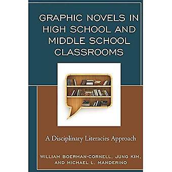 Grafiska romaner på gymnasiet och högstadiet klassrum: en disciplinära Literacies strategi