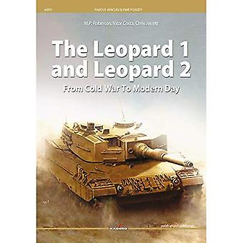 The Leopard 1 and Leopard 2 from Cold War to Modern� Day (Famous vehicles)