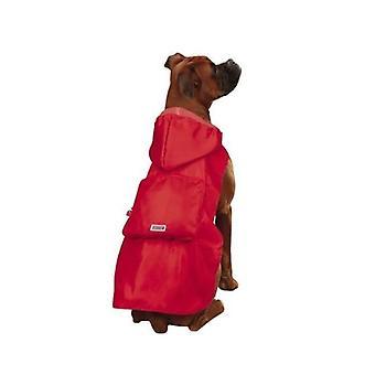 Kong Stowaway Jacket Red