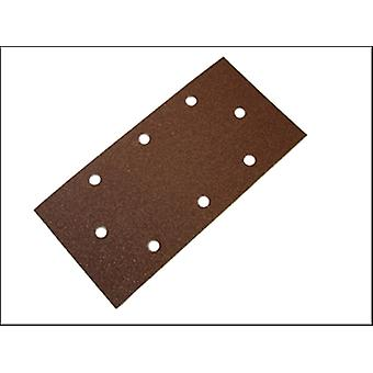 1/3 SANDING SHEET RED B&D HOLED ASSORTED (PACK OF 5)