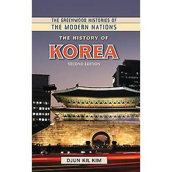 Historien om Korea af Kim & Djunn Kil