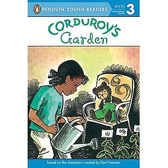 Corduroy tuin