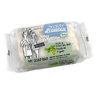 Secrets de Provence Bar soap olive oil + Perfume Fig Tree 100 gr