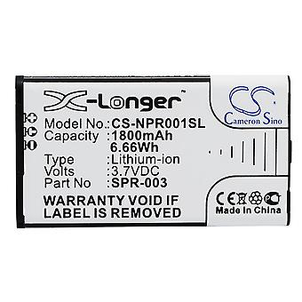 X-Longer Battery Battery Battery battery battery for Nintendo 3DSLL DSXL2015 NEW 3DSLL SPR-001 replacement battery Accu