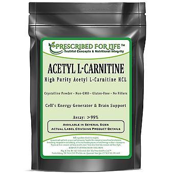 Acetil carnitina-acetil L-carnitina HCL polvere (acetil l-carnitina HCL)