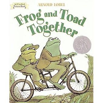 Frog and Toad Together by Lobel - Arnold - 9780694012985 Book