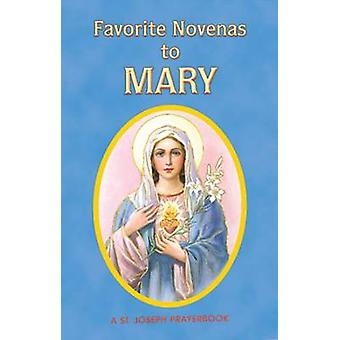 Favorite Novenas to Mary by Lawrence G Lovasik - 9780899420592 Book