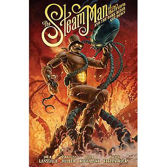 The Steam Man by Piotr Kowalski - Joe R. Lansdale - Mark Miller - 978