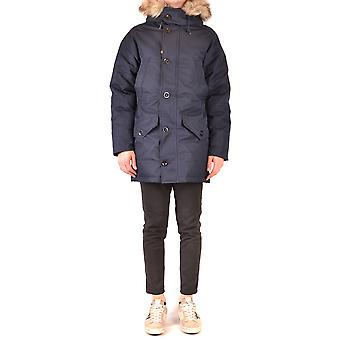 Ralph Lauren Blue Nylon Outerwear Jacket