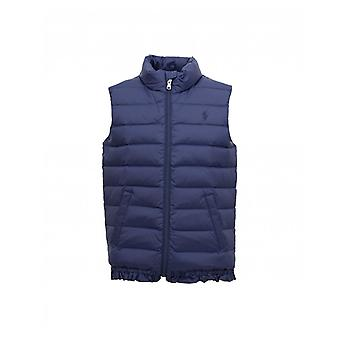 Polo Ralph Lauren Childrenswear Ralph Lauren letvægts frilled Gillet