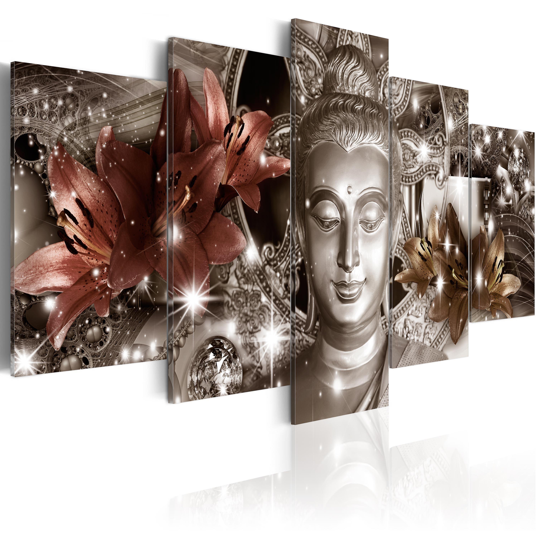 Tableau -  Bijou de méditation