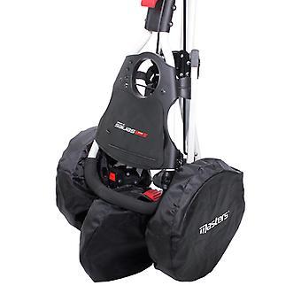 Masters Golf trolley hjul Cover sæt velegnet til 2 eller 3 hjul