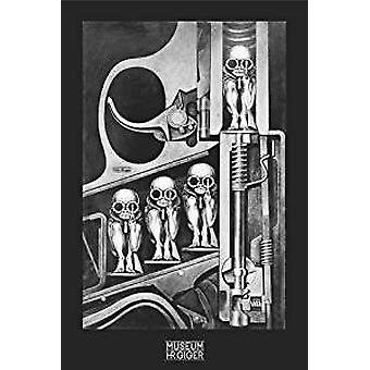 Poster - Giger - Birthmachine - 24