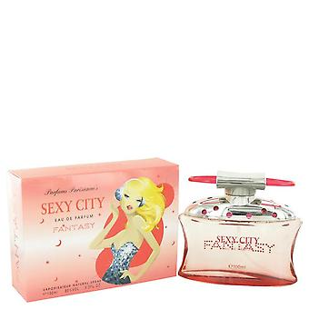 Sex In The City Fantasy Eau De Parfum Spray (New Packaging) By Unknown 100 ml
