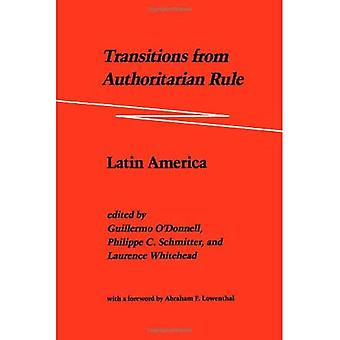 Transitions from Authoritarian Rule: Latin America v.2: Prospects for Democracy: Latin America Vol 2