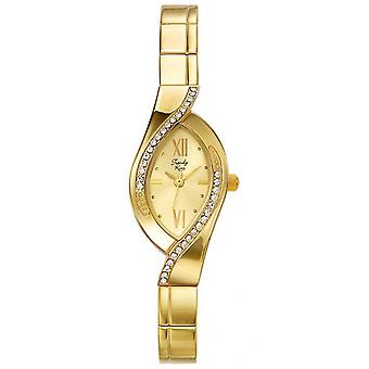 Trendy kiss – perth Watch for Women Analog Quartz with Stainless Steel Bracelet TG3747-07