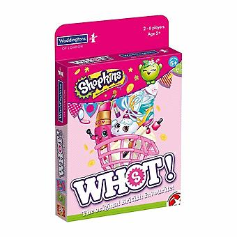 Shopkins Whot! Card Game