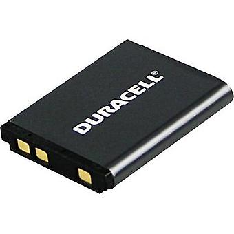Camera rechargeable battery Duracell replaces original battery NP-45 3.7 V 630 mAh