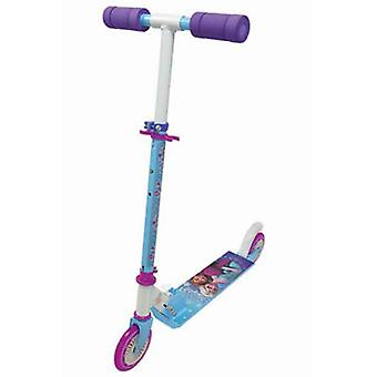 Smoby Frozen Two-Wheels Scooter Toy (Outdoor , On Wheels , Scooters)