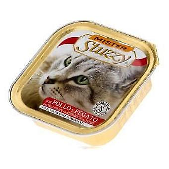 Stuzzy Cat Chicken And Liver (Cats , Cat Food , Wet Food)