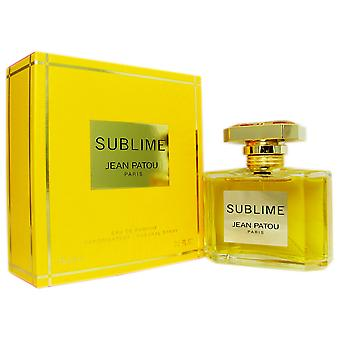 Sublime for Women by Jean Patou 2.5 oz EDP Spray