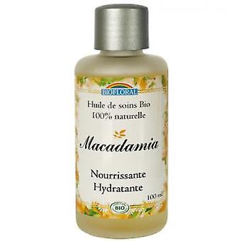 Biofloral Macadamia Oil 100ml (Hygiene and health , Massage and Spa , Body oils)