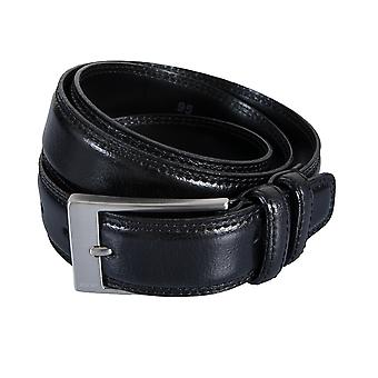 JOOP! Belts men's belts leather belt black