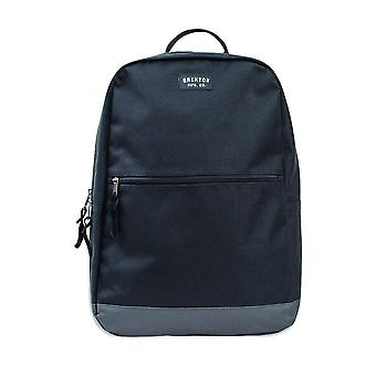 Brixton Locker Backpack Washed Black