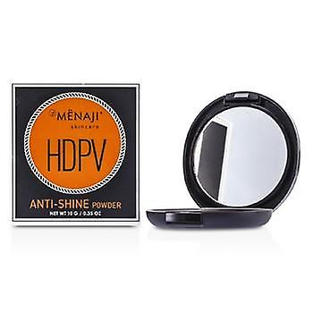 Menaji HDPV Anti-Shine Powder - D (Dark) - 10g/0.35oz