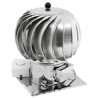 الفولاذ المقاوم للصدأ التهوية الهجين مدخنة قلنسوة المحرك الكهربائي 150 مم 200 مم