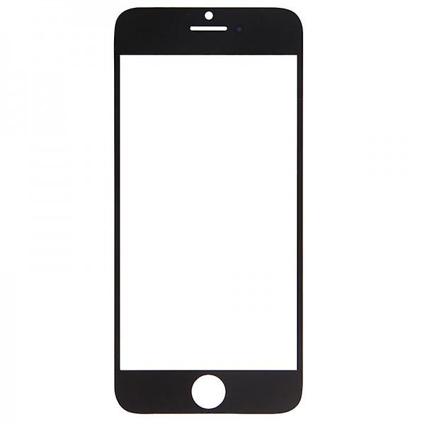 Displayglas Glas Schwarz für Apple iPhone 6 4.7